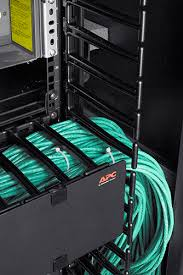 APC NetShelter SX Cable Management by Schneider Electric