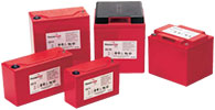 EnerSys PowerSafe SBS Batteries VRLA