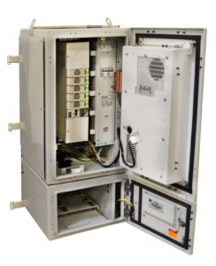 GE Cabinet Solutions for Outdoor Applications