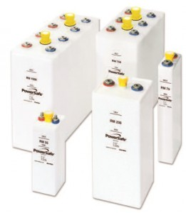 EnerSys PowerSafe RM Ni-Cd Batteries