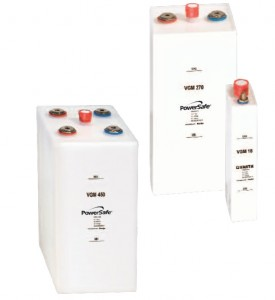 EnerSys PowerSafe VGM Ni-Cd Batteries