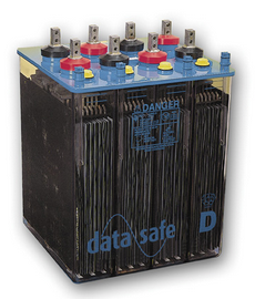 EnerSys DataSafe DX/DXC Battery Series Flooded