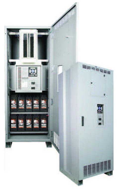 East Penn DC Power Cabinet - Power Solutions