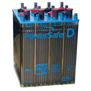 EnerSys PowerSafe D Flooded