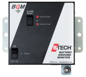 BTECH Battery Ground Monitor