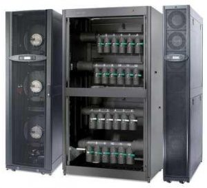 APC InRow Chilled Water Cooling