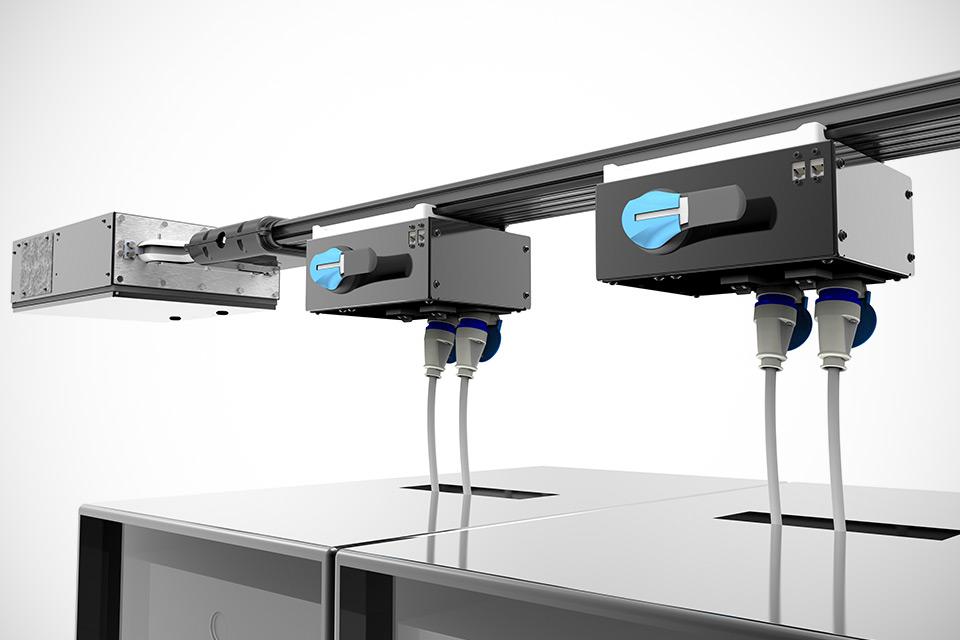 E I Intelligent Medium Powerbar Power Solutions