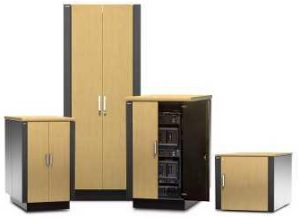 APC NetShelter CX Network Enclosures by Schneider Electric