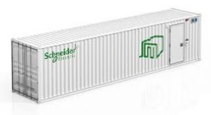 Schneider Electric SmartShelter Container