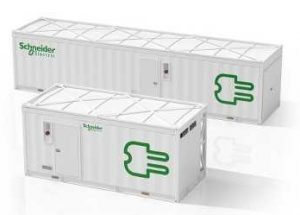 Schneider Electric Prefabricated Power Modules