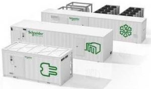 Schneider Electric Prefabricated Data Center Modules
