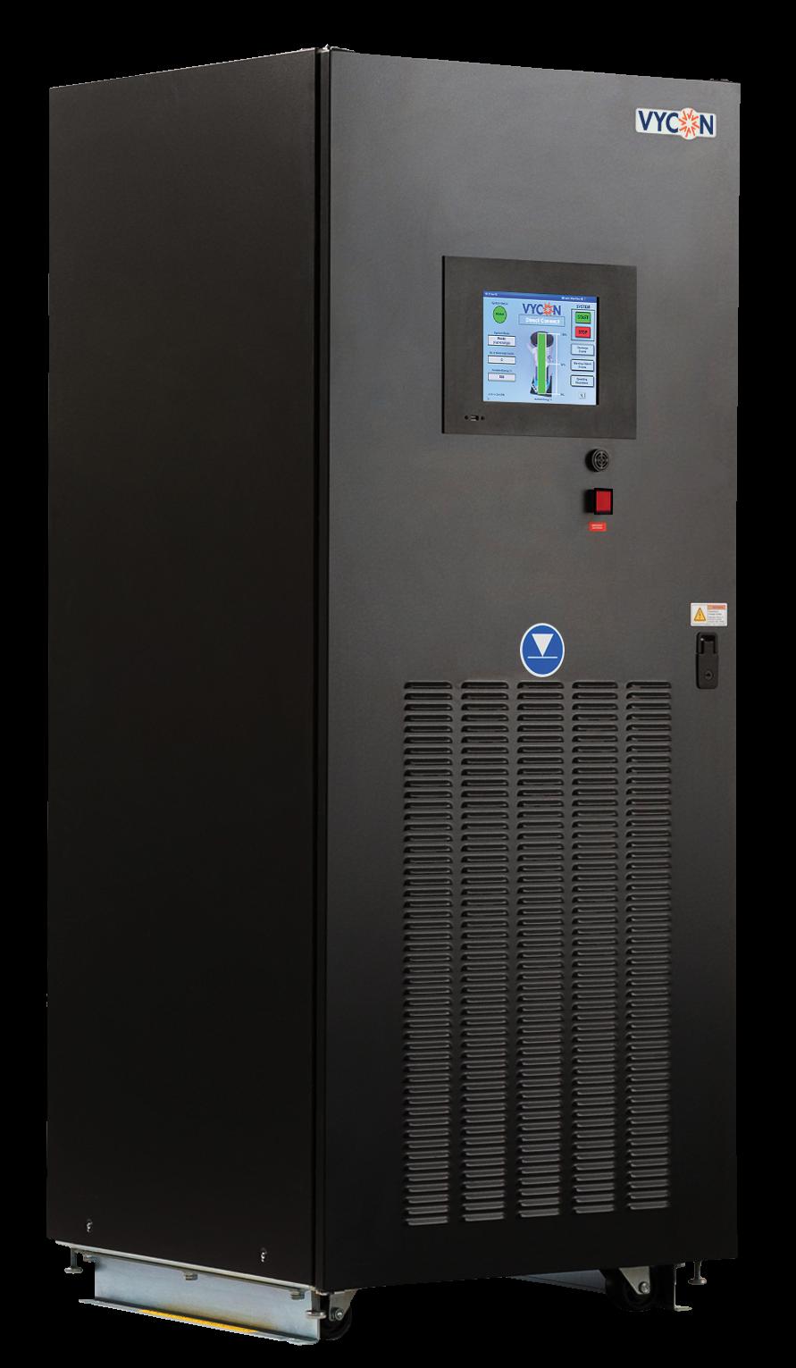 Vycon Vdc Flywheel Power Solutions