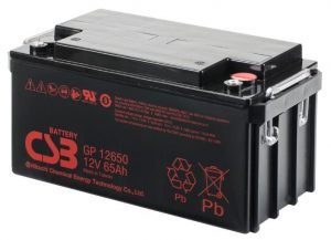 CSB Battery GP12650