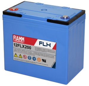 FIAMM FLX Battery Series