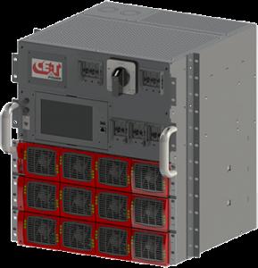 CE+T Modular Inverter System (MPC)