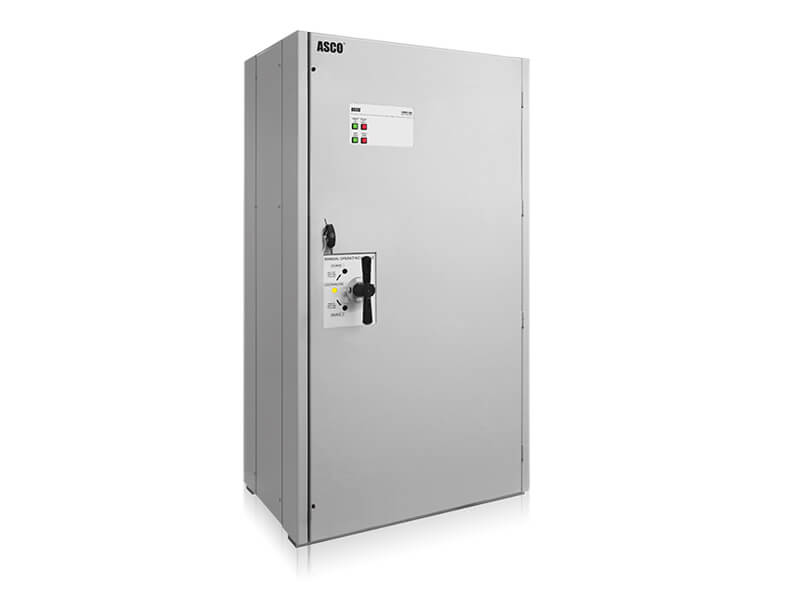ASCO Series 300 Manual Transfer Switch - Power Solutions