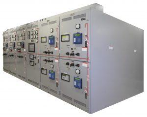 ASCO 7000 Series Medium-Voltage Power Control System