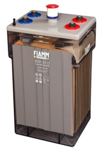 FIAMM SGL SGH GroE Battery Series