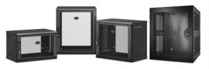 APC NetShelter WX Wall-Mount Enclosures