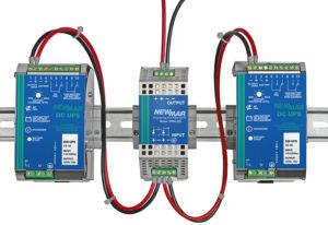 Newmar DIN Rail DC Power Systems